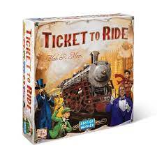 Ticket To Ride Board Game : Target